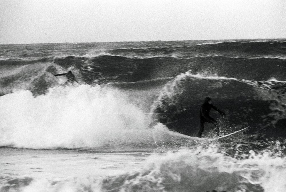 Denmark set waves. Photo: Mathias Rosendal