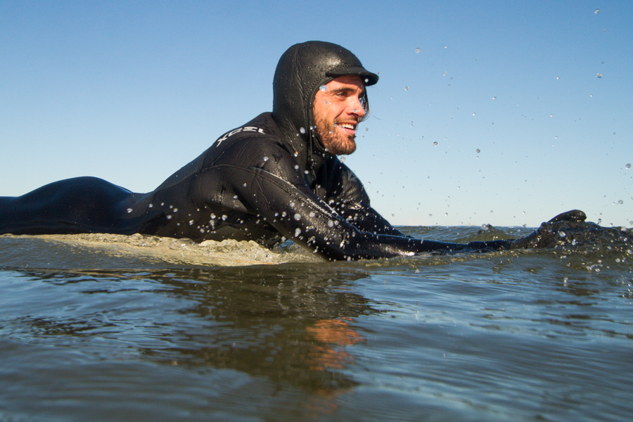 """""""It seems like the chaos of this world is accelerating, but so is the beauty in the consciousness of more and more people."""" - Anthony Kiedis (Surfer: Brett Lehr)"""
