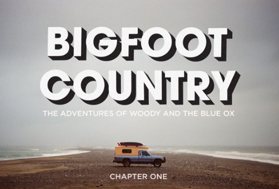 BIGFOOT COUNTRY: Chapter 1