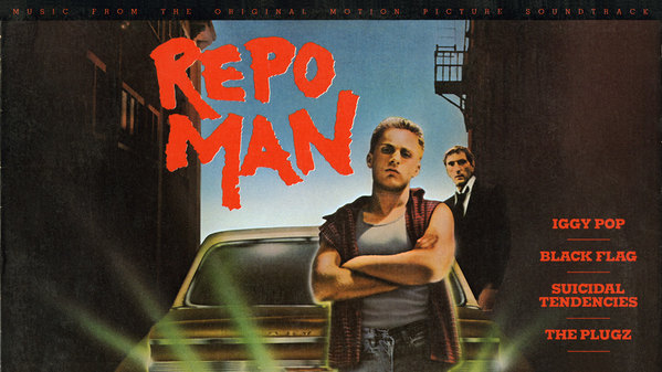 Repo Man. The Soundtrack.