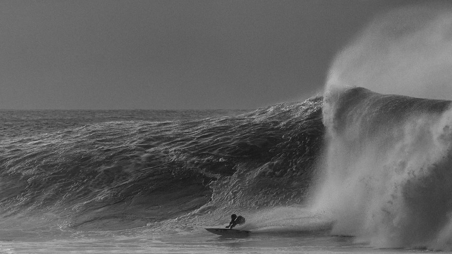 John John Florence. Backdoor.
