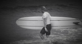 Phil Browne of GLIDE Surf Co.