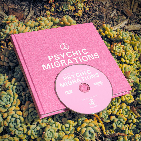 PSYCHIC MIGRATIONS BOOK