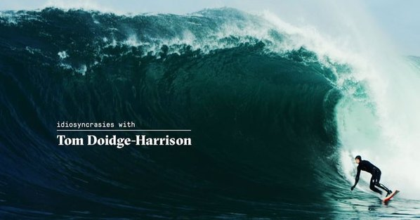 Idiosyncrasies with Tom Doidge-Harrison